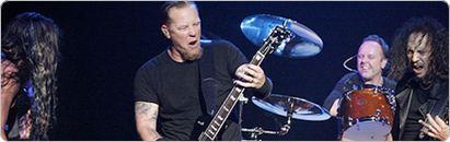 El nuevo album de Metallica disponible el viernes para Guitar Hero III