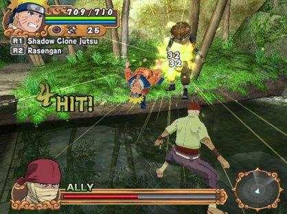 Naruto Uzumaki Chronicles 2 análisis