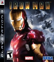Carátula de Iron Man - PS3