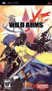 Carátula de Wild ARMs XF - PSP
