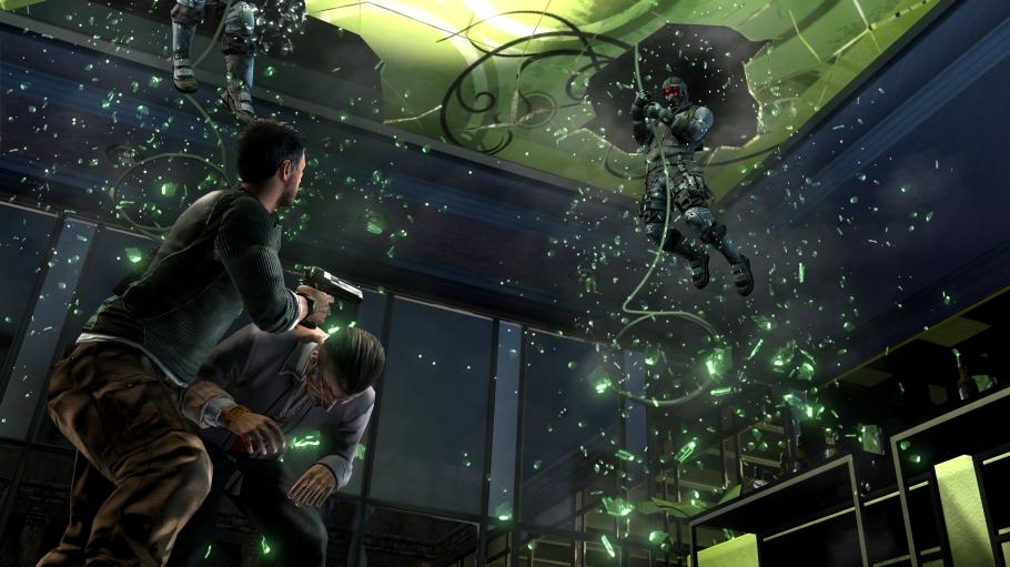 Splinter Cell Conviction llega a Xbox One