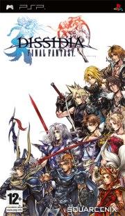 Carátula de Dissidia: Final Fantasy - PSP