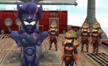 Final Fantasy IV an�lisis