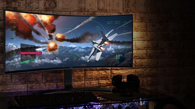 La ventajas de jugar en un monitor ultra panorámico