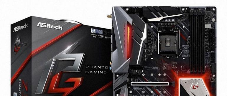 La Z390 Phantom Gaming de ASRock se filtra en imágenes