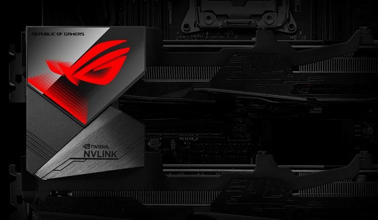Aquí están los primeros puentes NVLink para GeForce RTX personalizados