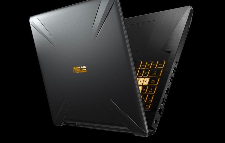 ASUS lanza nueva línea de portátiles TUF con pantallas de 144 Hz