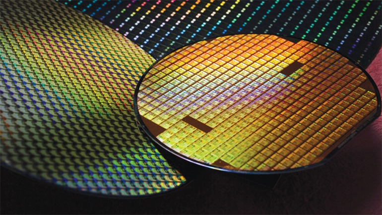 Las obleas son el 'lienzo' sobre el que se dispondrán toda la litografía del procesador.