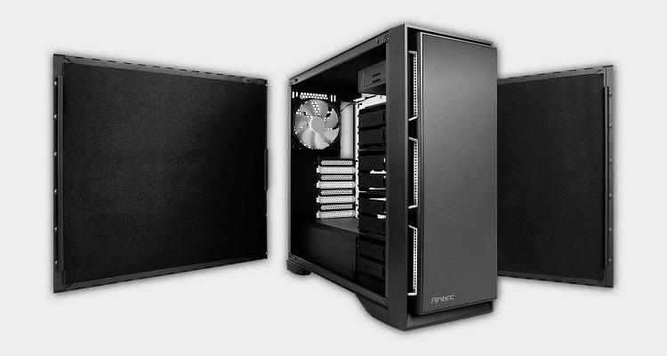 Antec lanza una nueva torre de PC silenciosa