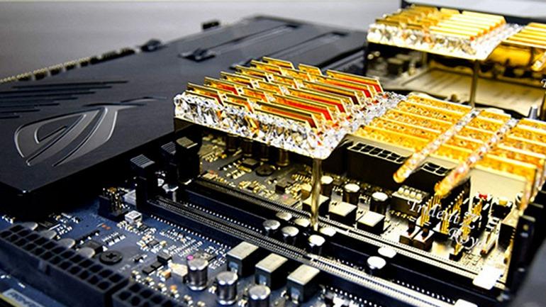 G.Skill lanza kits de memoria DDR4 de 6 canales para el Xeon W-3175