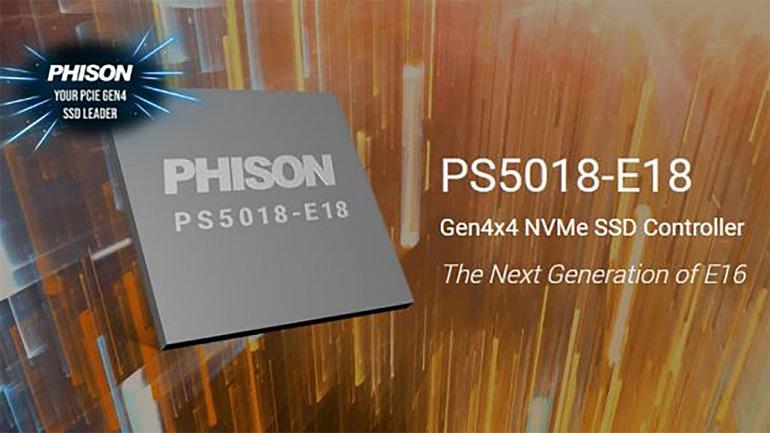 El próximo año las SSD llegarán a los apabullantes 7 GB/s