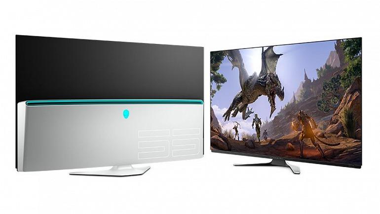 El primer monitor OLED de 55 pulgadas llega el próximo mes por nada menos que 4000 dólares