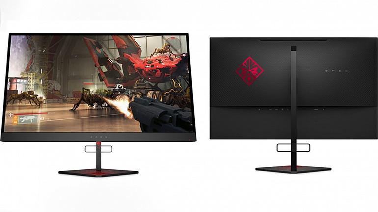HP presume de monitor Omen X 27 con 240 Hz de refresco