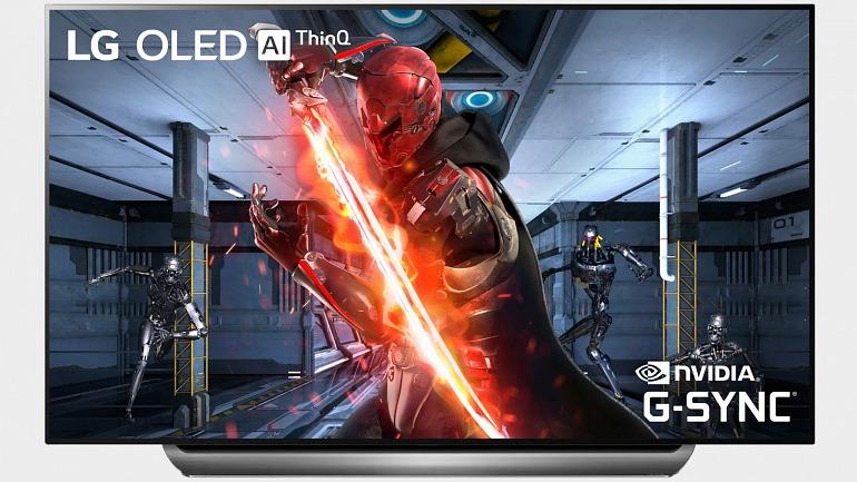 Los televisores OLED de LG se actualizan con G-Sync