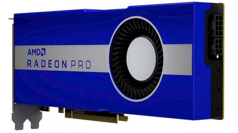 Navi llega al segmento profesional con la tarjeta gráfica Radeon Pro W5700
