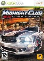 Carátula de Midnight Club: Los Angeles - Xbox 360
