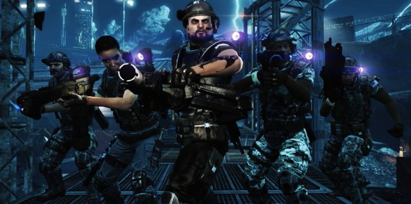 Aliens Colonial Marines an�lisis