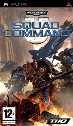 Carátula de Warhammer 40K: Squad Command - PSP