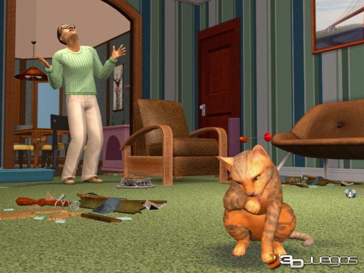 Los Sims Historias de Mascotas - An�lisis