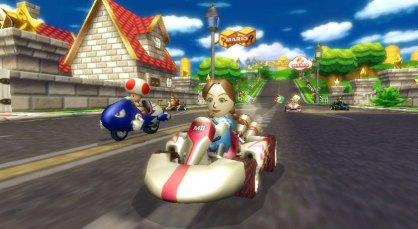 Mario Kart Wii: Mario Kart Wii: Avance