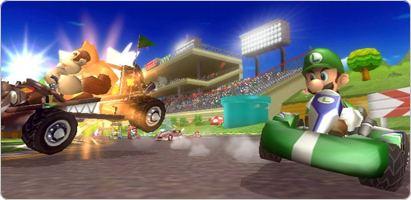 Mario Kart encabeza las ventas en Japón