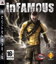 Carátula de inFamous - PS3