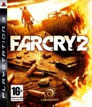 Carátula de Far Cry 2 - PS3