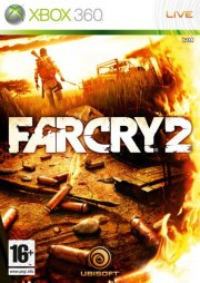 Carátula de Far Cry 2 - Xbox 360