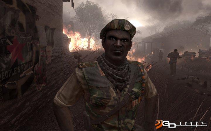 Analisis De Far Cry 2 Para Ps3 3djuegos
