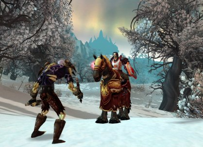 WoW Wrath of the Lich King an�lisis
