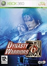 Carátula de Dynasty Warriors 6 - Xbox 360
