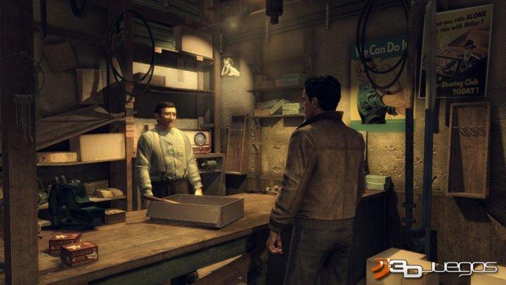 Mafia 2 - Impresiones Gamescom 09