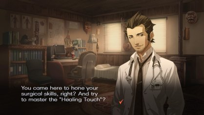 Trauma Center New Blood