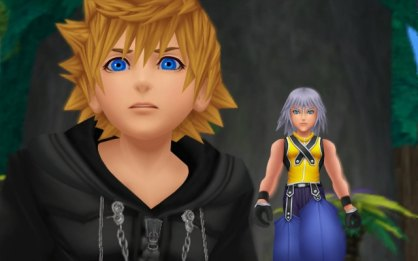 Kingdom Hearts 358/2 Days DS