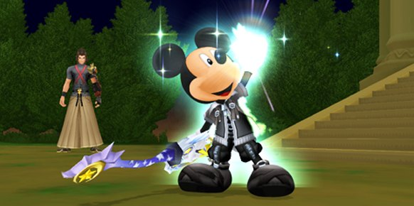 Kingdom Hearts Birth by Sleep: Impresiones jugables