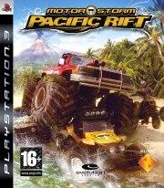Carátula de MotorStorm: Pacific Rift - PS3