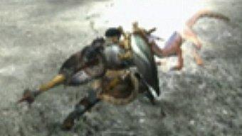 Video Monster Hunter 3, Gameplay 5: De la tierra al mar