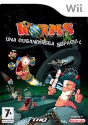 Carátula de Worms: Gusanodisea - Wii