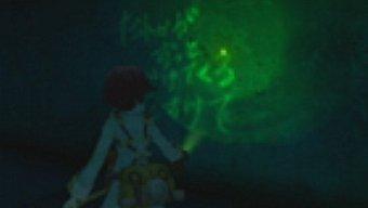 Video Fragile Dreams, Fragile Dreams: Gameplay 1: Mensajes en la oscuridad