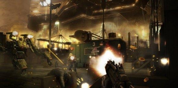 Deus Ex Human Revolution: Avance