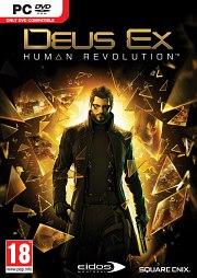 Carátula de Deus Ex: Human Revolution - PC
