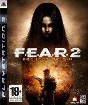 Carátula de F.E.A.R. 2: Project Origin - PS3