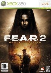 Carátula de F.E.A.R. 2: Project Origin - Xbox 360