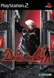 Carátula de Devil May Cry - PS2