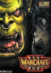 Carátula de Warcraft III: Reign of Chaos - PC