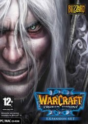 Car�tula oficial de Warcraft III: The Frozen Throne PC