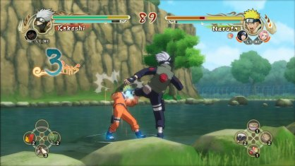 Naruto Ultimate Ninja Storm PS3