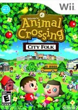 Animal Crossing Wii Wii