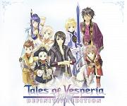 Carátula de Tales of Vesperia: Definitive Edition - Nintendo Switch