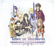 Carátula de Tales of Vesperia: Definitive Edition - Xbox One